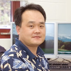 Inseok Song, Assistant Professor of Astronomy
