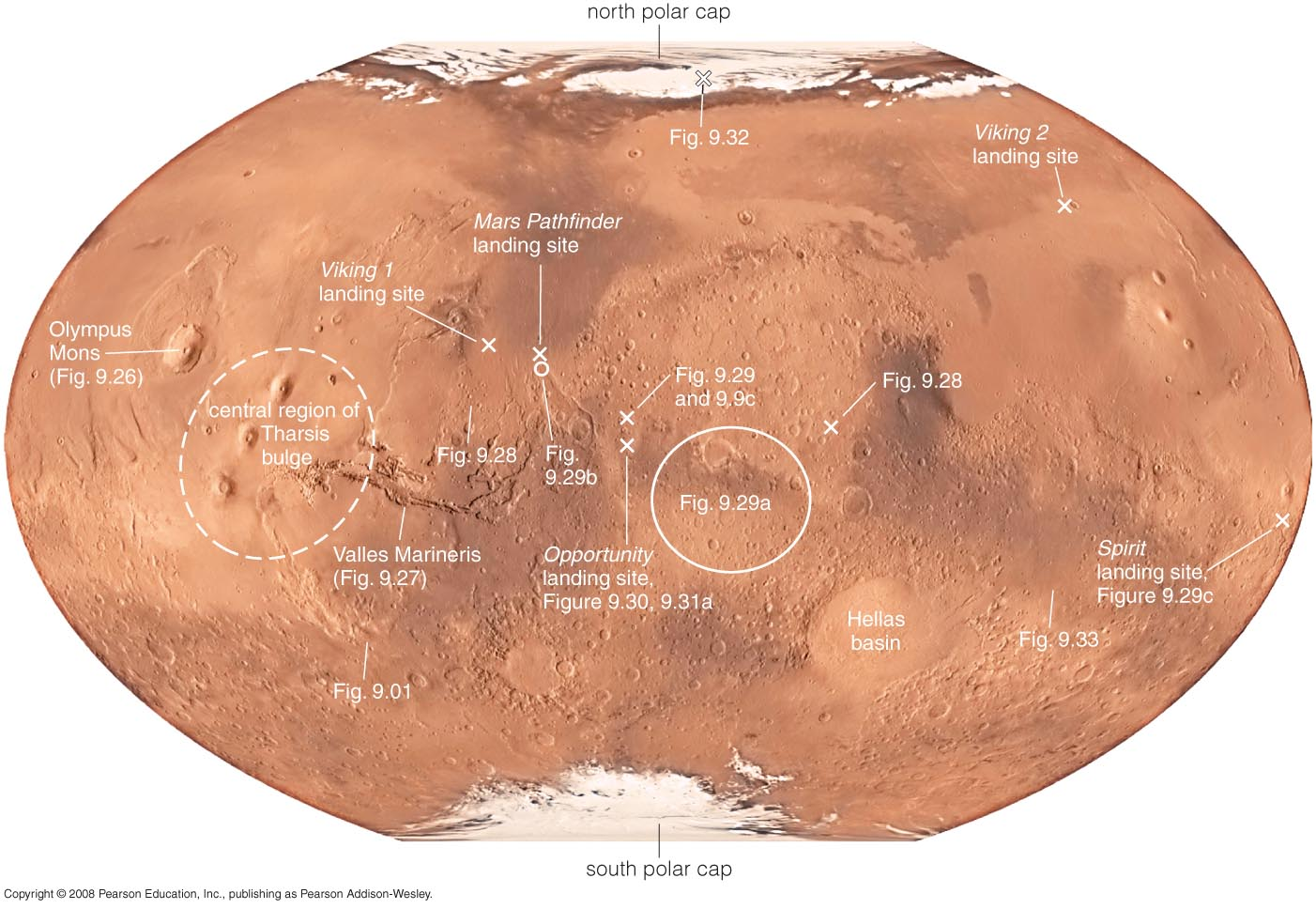 an analysis of the geology of mars The danakil depression in ethiopia is a spectacular, hostile environment that may resemble conditions encountered on mars and titan.